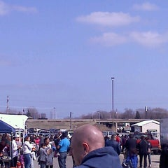 Photo taken at 7 Mile Fair by Scott R. on 4/7/2013