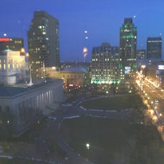 Photo taken at 8 On The Square by Kohy W. on 3/8/2013