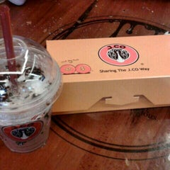 Photo taken at J.Co Donuts & Coffee by Rexfe M. on 12/27/2014