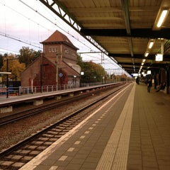 Photo taken at Station Deventer by Laurens v. on 10/20/2012