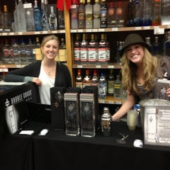 Photo taken at Youngs Fine Wines & Spirits by Lindsay A. on 12/18/2012