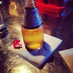 Photo taken at Trina's Starlite Lounge by Maureen H. on 9/21/2012