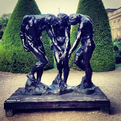 Photo taken at Musée Rodin by Cassie L. on 5/25/2013