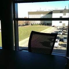 Photo taken at Cerner Innovation Campus by Lance N. on 11/25/2014