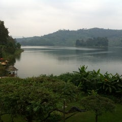 Photo taken at Bunyonyi Overland Resort by Juan M. on 12/29/2012