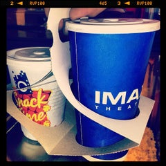 Photo taken at IMAX Theatre by Cris A. on 4/15/2013