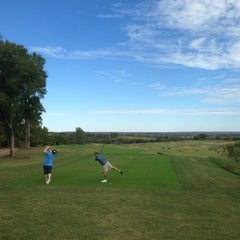 Photo taken at Wolfdancer Golf Club by Christopher Y. on 11/7/2014