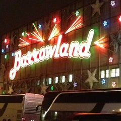 Photo taken at Barrowland Ballroom by Chris M. on 1/16/2013