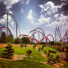 Photo taken at PortAventura Park by Alexander M. on 6/20/2013