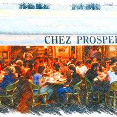 Photo taken at Chez Prosper by Nicolas L. on 8/16/2013
