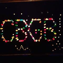 Photo taken at CBGB by Zack M. on 7/7/2013