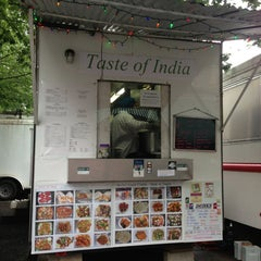 Photo taken at New Taste Of India by Mark L. on 6/23/2013
