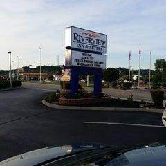 Photo taken at Rivers View Inn by Ryan S. on 6/15/2014