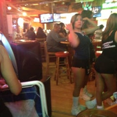 Photo taken at Hooters by Patrick S. on 11/19/2012