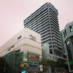 Photo taken at Funan DigitaLife Mall by whereisemil on 12/23/2012