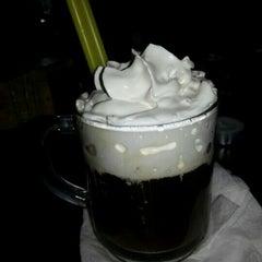 Photo taken at Kaffa Coffee Zone by Pedro C. on 10/27/2012