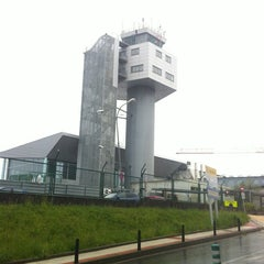 Photo taken at Aeropuerto de Vigo (VGO) by @TaxiGalicia on 5/16/2013