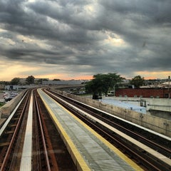 Photo taken at JFK AirTrain - Federal Circle Station by Jeff P. on 8/11/2013