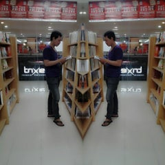 Photo taken at Gramedia by Ayumala P. on 2/3/2014
