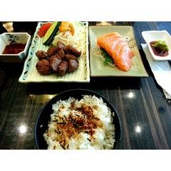 Photo taken at Megumi Japanese Restaurant by 아론 on 10/4/2014