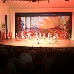 Photo taken at Летен Театър (The Summer Theatre) by Antonia I. on 8/20/2014