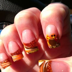 Photo taken at Nail Addiction by AndreaWalen.com on 11/14/2012