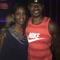 Photo taken at Chippendales Theatre at The Rio Vegas by Caroline K. on 5/24/2015