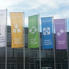 Photo taken at OpenText European Headquarters by Joerg on 1/22/2013