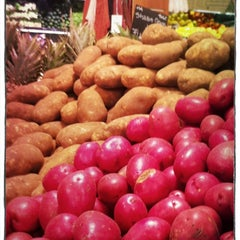 Photo taken at Whole Foods Market by Evangeline B. on 12/25/2012