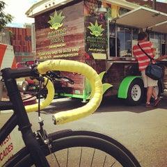 Photo taken at Phoenix Public Market by EATERAZ on 6/22/2013
