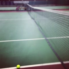 Photo taken at Amy Yee Tennis Center by Ben T. on 12/16/2012