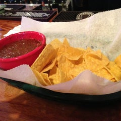 Photo taken at Pinche Taqueria by Shawn B. on 12/28/2012