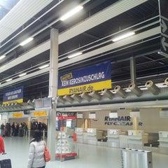 Photo taken at Frankfurt Hahn Airport (HHN) by Uwe R. on 5/23/2013
