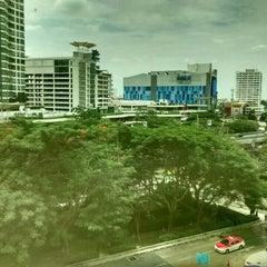 Photo taken at ธนาคารไทยพาณิชย์ สำนักงานใหญ่ (SCB Head Office) by Max M. on 8/11/2015