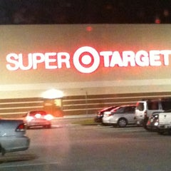 Photo taken at Super Target by Kevin G. on 10/26/2012