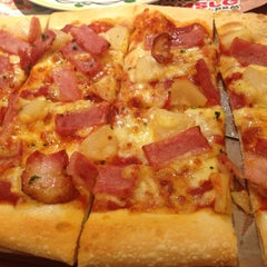 Photo taken at The Pizza Company by Bai B. on 6/21/2015