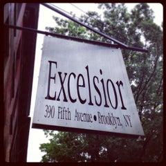 Photo taken at Excelsior by Erlton M. on 5/19/2013