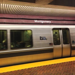Photo taken at Montgomery St. BART Station by Nicholas on 6/22/2013