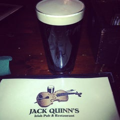 Photo taken at Jack Quinn's by Patrick K. on 11/22/2012