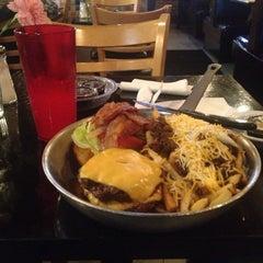 Photo taken at AJ's Burgers by Nicholas C. on 6/8/2013