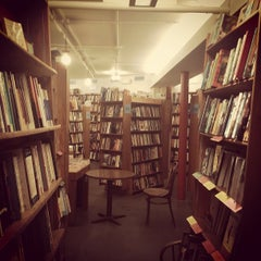 Photo taken at City Lights Bookstore by Robert P. on 3/2/2013