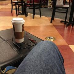 Photo taken at Starbucks by Josh W. on 3/12/2013
