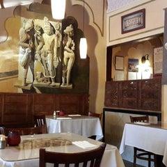 Photo taken at Bombay Indian Restaurant by Levon S. on 5/15/2013