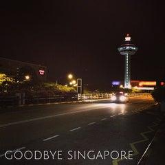 Photo taken at Changi Airport Terminal 2 by KING M. on 8/4/2013