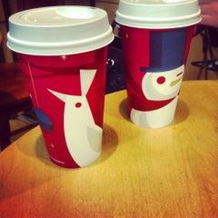 Photo taken at Starbucks by Anastasia L. on 11/2/2012