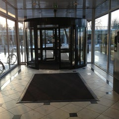 Photo taken at Van der Valk Hotel Vianen by guy s. on 1/24/2013