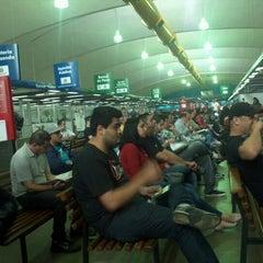 Photo taken at Poupatempo by Thiago M. on 9/15/2012