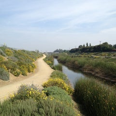 Photo taken at Dominguez Gap Wetlands by Jerry P. on 3/28/2013