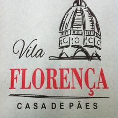 Photo taken at Vila Florença Casa de Pães by Eduardo V. on 1/25/2013