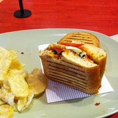Photo taken at Panera Bread by Jesse F. on 5/31/2013